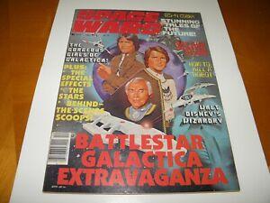 Space-Wars-V2-5-Dec-1978-Sci-Fi-Movie-Mag-Battlestar-Galactica-Cov-amp-Photos-VF