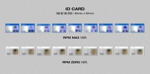 SF9-RPM-ALBUM-Official-Photocard-RPM-ZERO-ver-WHITE-ID-CARD