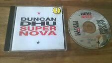 CD Pop Duncan Dhu - Super Nova (11 Song) GASA / TIME WARNER
