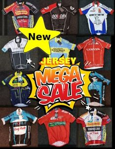 CLEARANCE-NEW-Doltcini-Canyon-Roggeli-Short-Sleeved-Cycling-Jersey-UK-STOCK