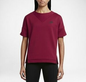 620 tecnica Maglia donna 803581 da Nike Fleece ESfqY