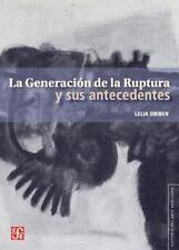 La Generación de la Ruptura y sus antecedentes (Historia del Arte Mexi-ExLibrary