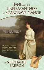 Jane and the Unpleasantness at Scargrave Manor: Being the First Jane A-ExLibrary