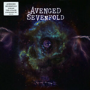 AVENGED-SEVENFOLD-The-Stage-2016-heavyweight-180g-vinyl-2LP-NEW-SEALED
