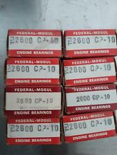 SEALED POWER Rod Bearing 2600CP  Ford Lincoln Mercury 255 260 289 302    1 each