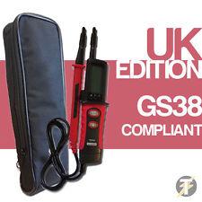 Metrel Handyman TEK950 Voltage & Continuity 2 Pole Tester + LDMC33 Case