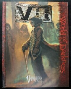 1x-VII-Used-Fine-Vampire-The-Requiem-RPG