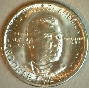 1 //// 90/% Silver //// 1 Coin 1946-S Washington Quarter //// Gem BU+
