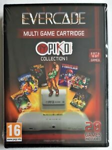 Evercade-Piko-Interactive-Collection-1-FIRST-RUN-sealed-IN-STOCK-20-games-in-1