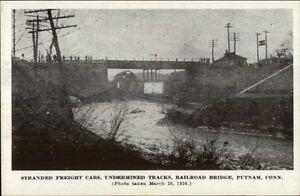 Putnam-CT-1936-Flood-Postcard-5