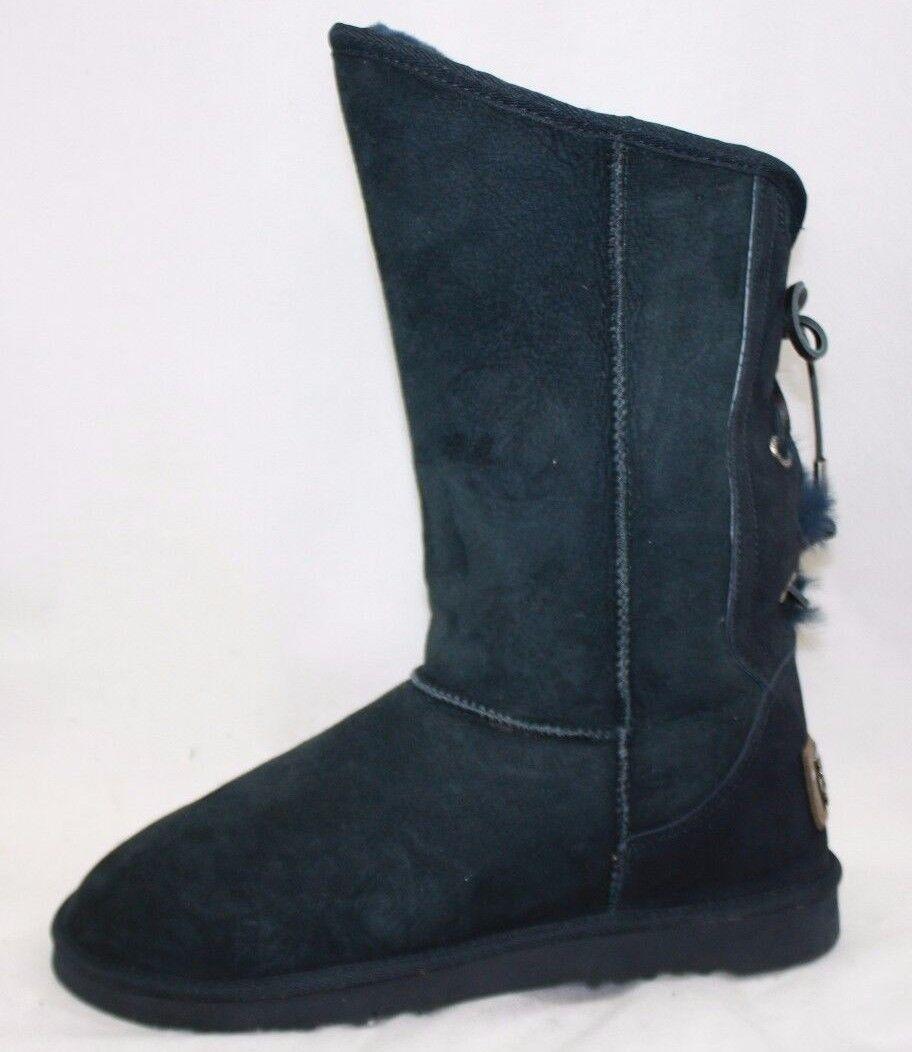 Nuevo para mujer Australia Luxe Luxe Luxe Amor botas Dita Azul Marino 12 c26509