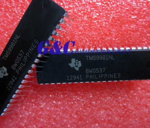 1PCS TMS9981NL 16-BIT CPU NEW GOOD QUALITY D17