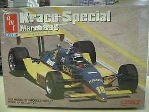 AMT ERTL 1989 1//25 Kraco Special March 88c Indy Race Car Model Kit 6713 for sale online