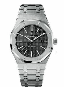 8cb8dc4264927 Audemars Piguet Royal Oak Self Winding 41mm 15400ST.OO.1220ST.01 Wrist Watch  for Men