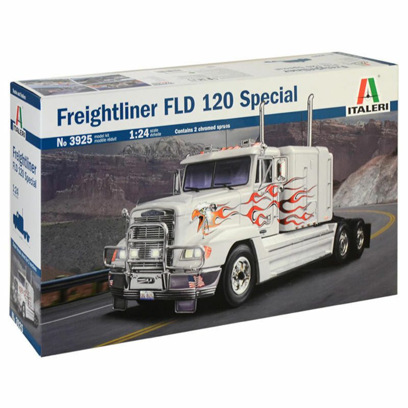 ITALERI 3925 Freightliner FLD 120 Special 1\24 scale