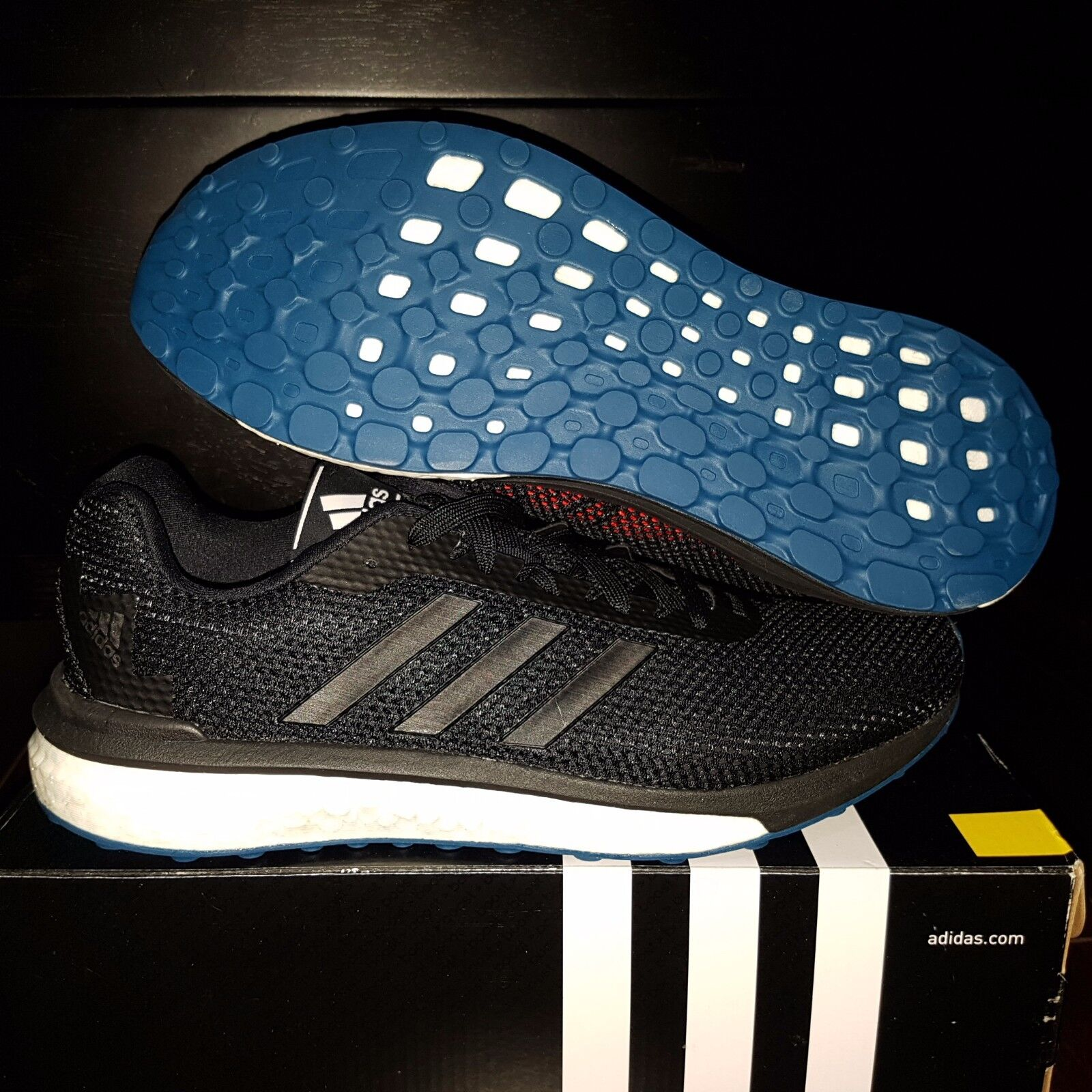 best authentic a782b 75860 Adidas Boost Running shoes Mens 8 US NEW 7.5 UK Ultraboost Pureboost  Training