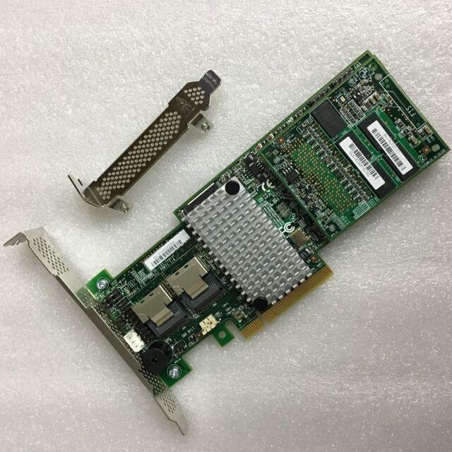 LSI 9266-8i 8-port 6Gb//s SATA+SAS PCI-E 2.0 RAID Card with BBU09 Battery