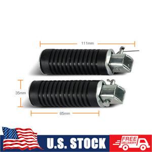 FootPeg Footrest Rearset Cover For Honda CL77 CL90 CL100 CL125A VL160 CL350