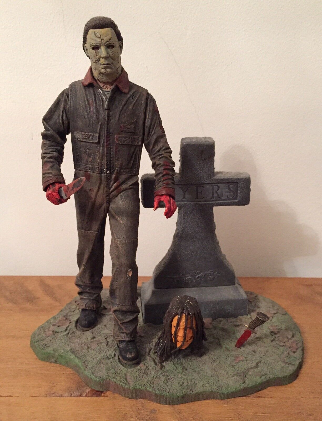 NECA Halloween Micheal Myers Rob Zombie 7  Action Figure RARE