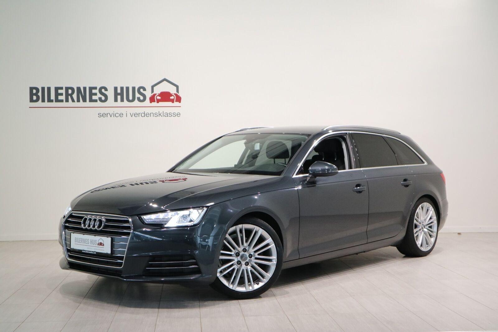 Audi A4 Billede 1