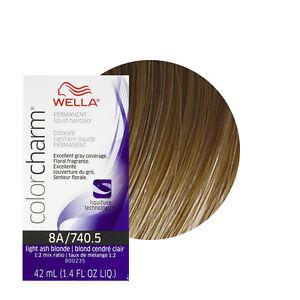 Wella Color Charm Permament Liquid Hair Color 42ml Light