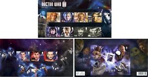 Royal-Mail-Doctor-Who-50th-Anniversary-Collectable-Stamp-Presentation-Pack