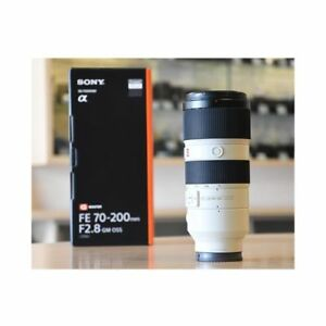 Sony-FE-70-200mm-f-2-8-GM-OSS-SEL70200GM-Lens-Ship-From-EU-Nuevo