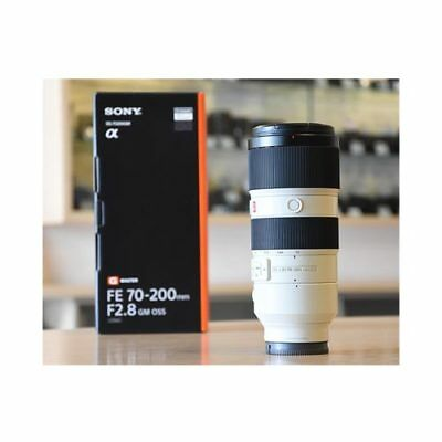 Sony FE 70-200mm f/2.8 GM OSS SEL70200GM Lens Ship From EU Nuevo