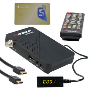 FULL-HD-TIVU-SAT-Digital-Satellite-Receiver-SMART-CARD-SCHEDA-TIVUSAT-attivata