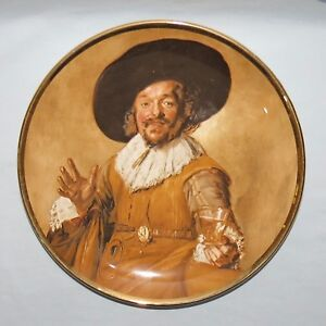LORD-NELSON-POTTERY-plate-THE-MERRY-DRINKER-CAVALIER-by-FRANS-HALS