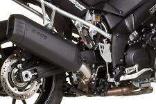AUSPUFF BOS DESERT FOX BLACK EDITION EURO 4 EG ABE BMW R 1200 GS AB BJ.16