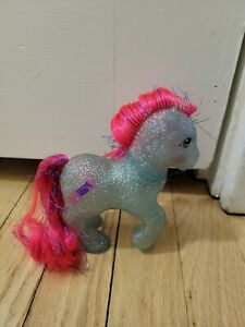My Little Pony MLP G1 1988 US Earth Sparkle Pony Sky Rocket Vintage