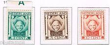 Nederland 141-143 Kinderzegels 1924 postfris - MNH CW 35