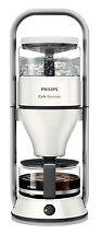 Philips Café Gourmet HD5407 Weiß 10 Tassen Kaffeemaschine NEU OVP