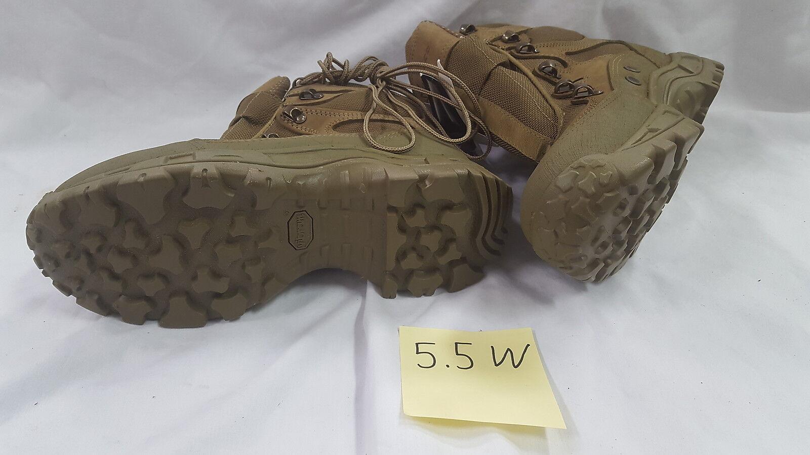 Heißes wetter militärische wellco bekämpfung wanderschuhe wellco militärische vibram 5.5w 62ed24