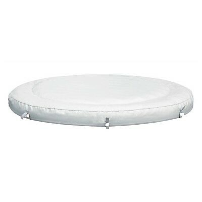 lay z spa vegas hot tub outer top leatheroid cover model 54112 - 2014 onwards