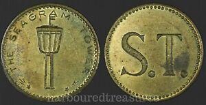 The-Seagram-Tower-S-T-Token-Medal-Coin-Niagara-Falls-Ontario-Canada