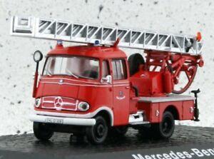 MB Mercedes Benz L319 - Firetruck - Atlas 1:72