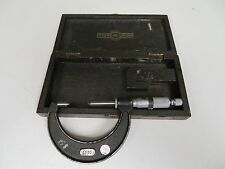 Moore & Wright 25-50mm (Metric) Point Micrometer - FS21