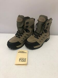 8e6a38211ff Details about Women's Cabela's Dry Plus Thinsulate Ultra Gray Black Hiking  Boots SZ 6 #83-0534