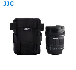 JJC-78x125mm-Deluxe-Lens-Pouch-for-Canon-EF-28mm-f-2-8-EF-28mm-1-2-8-IS-USM
