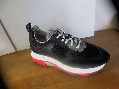 Sneaker MELINE Galaxy Nero Red New