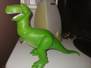 Toy Story 4 T Rex Poseable Action Figure Disney Pixar Dinosaur