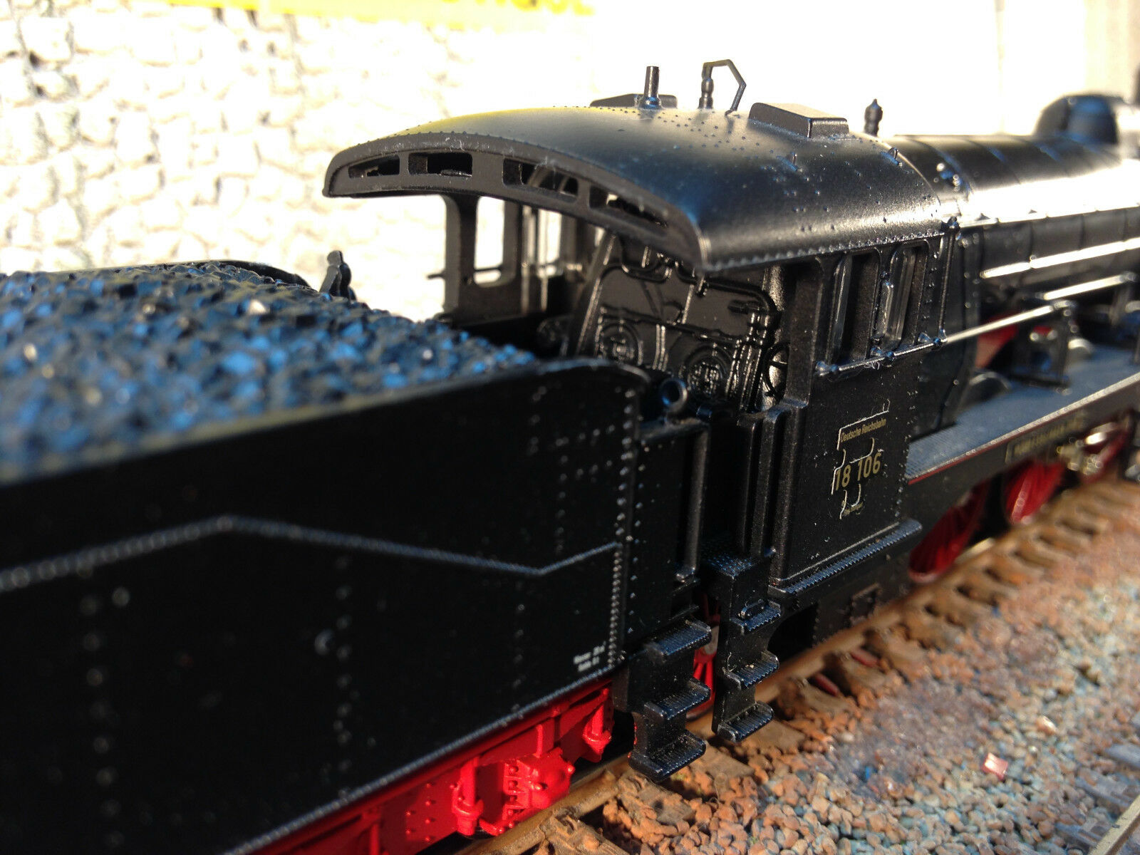 Marklin 33513 HO - Locomotive type 231 BR 18.1 ep ep ep II DR (18106 - Stutgart) DELTA ba287c