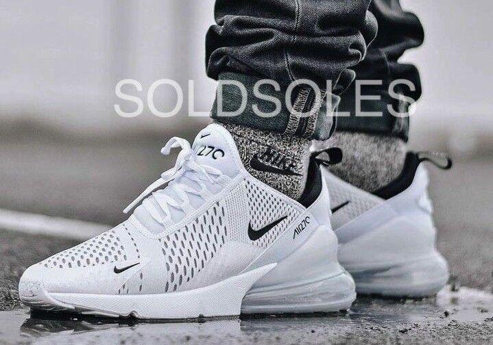 Nike Air Max 270 White   Black