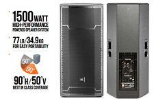 "JBL FLAGSHIP 15"" 3-way PRX735 1500 watt Powered Loud Speaker"