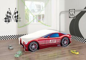 Letto A Forma Di Auto.Culla Letto A Forma Di Auto Letto Per Ragazzo Ebay