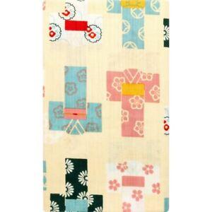 HAMAMONYO-Tenugui-039-Yukata-Kimono-for-Summer-039-Japanese-Hand-Towel-100-Cotton