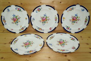 George-Jones-amp-Son-Crescent-28023-5-Luncheon-Plates-8-7-8-034