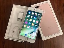 iPhone 7 Plus 32gb Rose Gold (Cricket Wireless ONLY) (Practically NEW) 7+